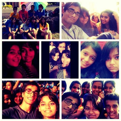 I love spending time with those people who make me forget about my mobile!!! From morning till midnight with these people! Started the month with a BANG!!????? Basketballmatch Waves2014 Midnight Party dance selfie awesome fun love like crazy friends instalike instaclick instapic instaedit instalove instacool igers doubletap tapthat f4f picoftheday quickfollows P.S. we won the basketball match?