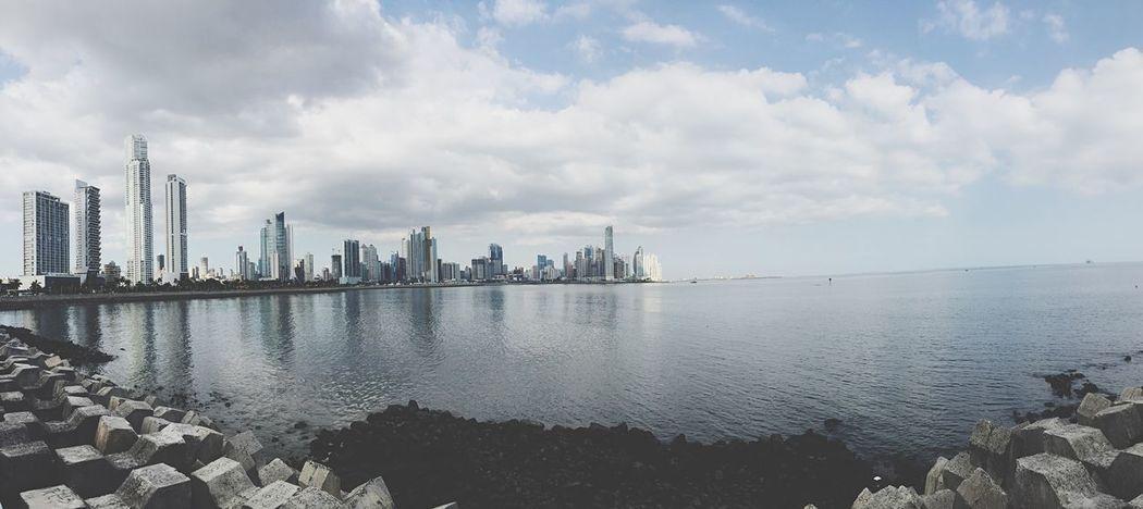 Panama City in Panamá
