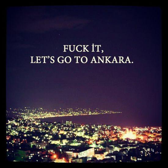 Ankara Baskent Yuva Ev home memleket deniziolmasada candır kalkgidelim today