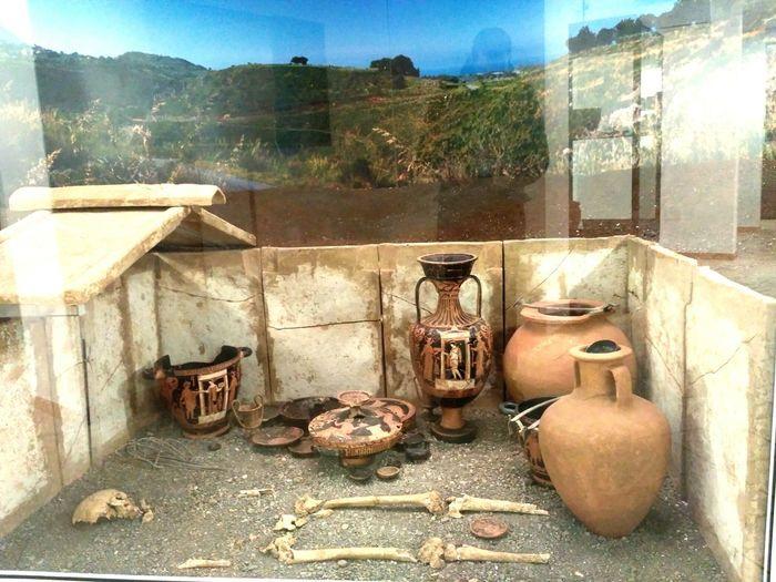 Tortora Calabria Archaeology Archaeological Sites Blanda Julia Archeologia Enotri Enotria Lucania Basilicata