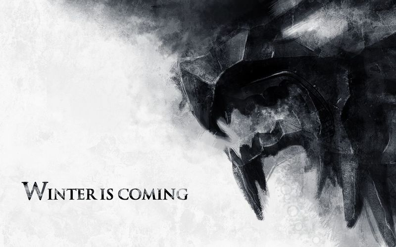 Now I am starting to watch Game of Thrones Winter Is Coming Game Of Thrones
