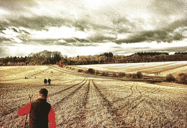 Taking Photos Iphone 6 Plus Shooting Guns Countryside IPhoneography Gamekeeper Country Life Hanging Out