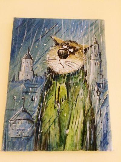 Кот из Выборга.