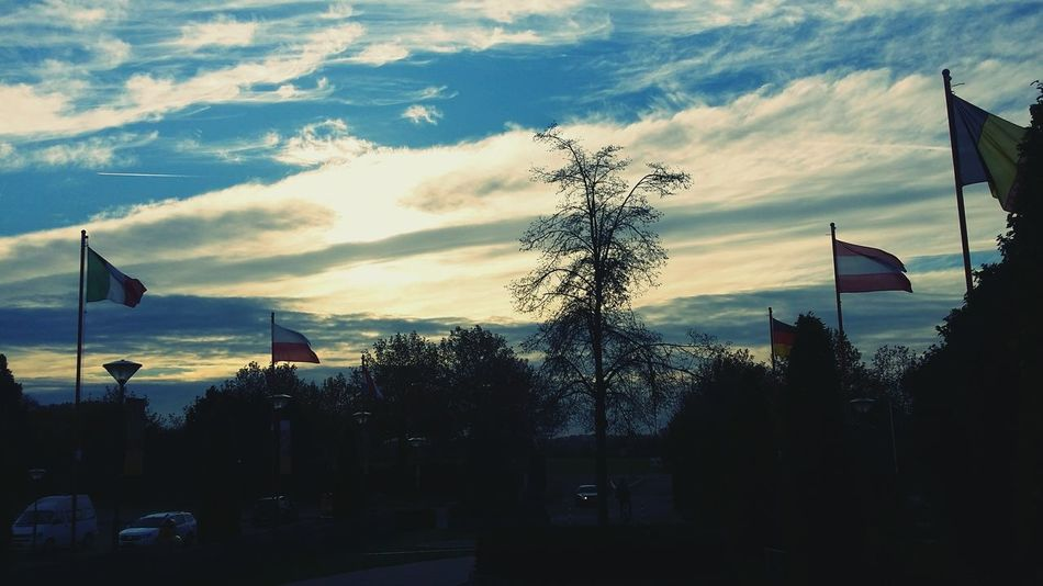 Beautiful sky. Clouds And Sky Nature Taking Photos