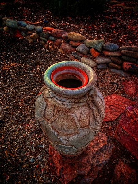 Old Fashioned...Old Objects Have Such Character!!! 😍😍❤️❤️❤️ The Week On EyeEm Taking Photos Antique Old-fashioned Jars Of Clay EyeEm Nature Lover EyeEm Gallery EyeEm Best Edits EyeEm Best Shots - Nature EyeEm Masterclass EyeEm Diversity Nature Beautiful Man Made Object Pottery Pottery Art Exceptional Photographs Enjoying Life Things Around Me Colorful Colorful Life Old But Awesome Antiques Photography Antiques Circle High Angle View No People Day Outdoors Close-up Fashion Stories