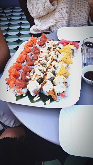 Lunch in Love 💘🍣🍙🤗