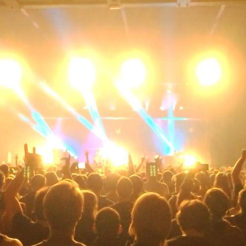 #EnterShikari Live in #Berlin #vanswarpedtour Berlin Entershikari Vanswarpedtour