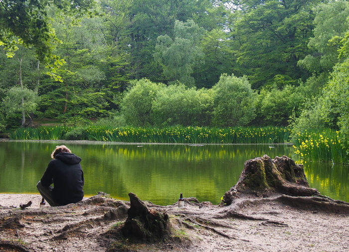 EyeEmNewHere Candid Photography Lost In The Landscape Postcode Postcards Epping Forest