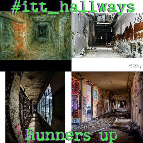 The it_tuesday challenge #itt_hallways has come to a close. Thank you all for tagging your excellent bed shots! We are proud to present out runners up! TL bernd_kowalski TR derby_belle BL explorateur_urbain BR filthy_bean Itt_hallways