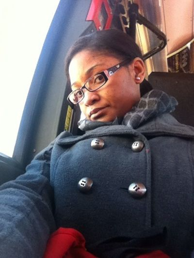 On Way To Class The Other Day!!