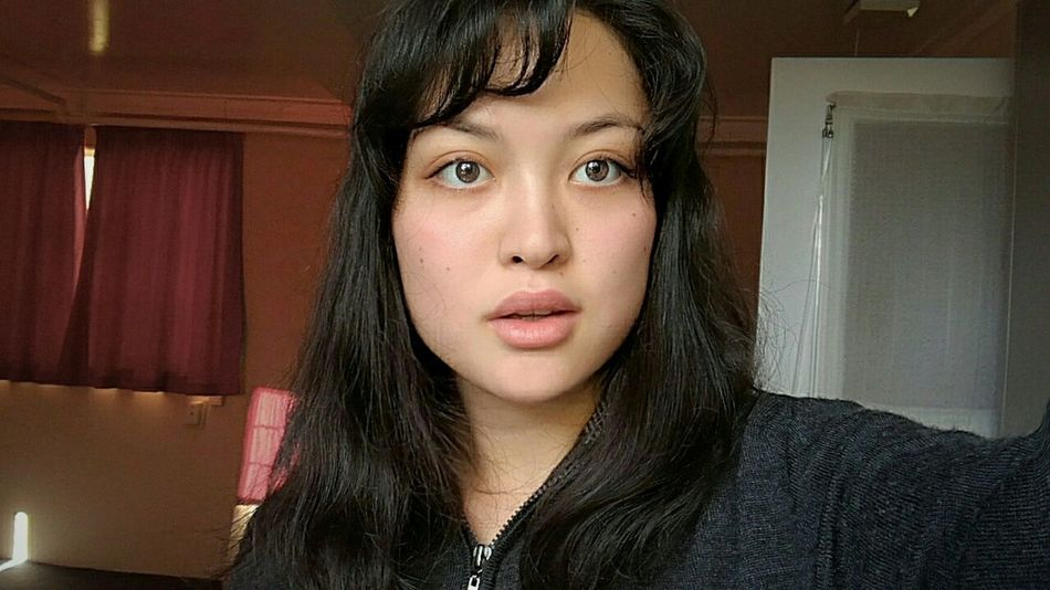 No makeup makeup look Eyes Makeup Lips Cute Photography Selfie ✌ Young Adult Pretty Girl Model Hottie Girls Hottie Asian  Young Women Angelina Jolie Adult Fit Bella Hadid Hotgirl Sexygirl Teenage Girls Looking At Camera Koreangirl Beautiful Russian Adults Only