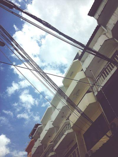 line. Bangkok Sky