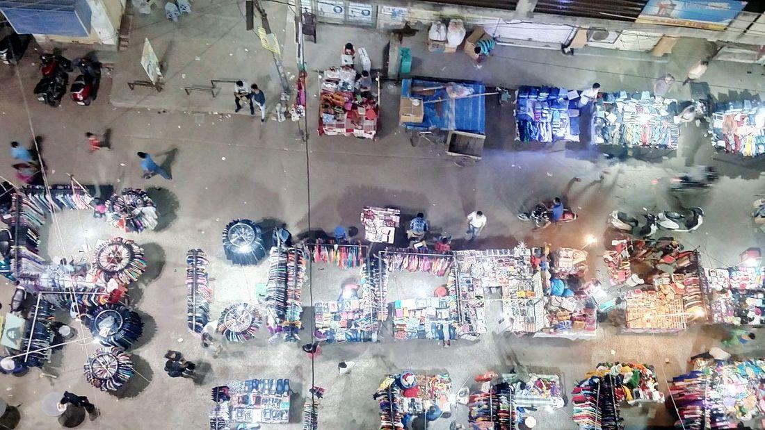 A local Indian Market Market Local Roadside SSClickPics SSClicks SSClickpix Ssclix In A Row Roads Development Ssclickx Square Backgrounds Multi Colored Full Frame