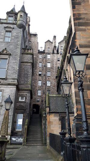 Edinburgh is a