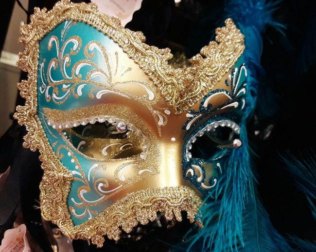 EyeEm Selects Mask - Disguise Ornate Venetian Mask Costume Costume Party Arts Culture And Entertainment Close-up Indoors  Masks Mask Carnival MasksTheme Masks Decor Masks Venezianas Full Frame Commercial Backgrounds Editorial Photography Advertising Photography Halloween Mardi Gras Mask  Mardi Gras Mardi Gras Fat Tuesday