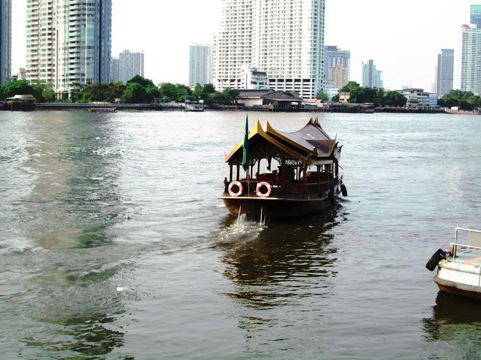 Taking Photos Chao Phaya River Thailand_allshots EyeEm Thailand Sawasdee World. .