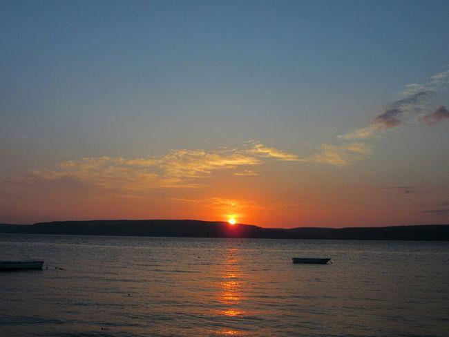 Objektifimden Çanakkale'de gün batımı Clouds And Sky Sky Enjoying The Sun Turkey Canakkale Hello World
