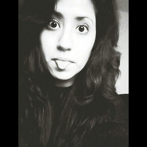 hahahaha Weird Face Blackandwhite Meninas Photography