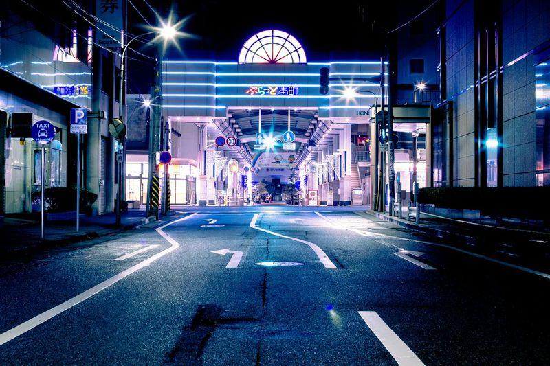 深夜徘徊♪Nightphotography Street Photography EyeEm Best Edits EyeEm Gallery
