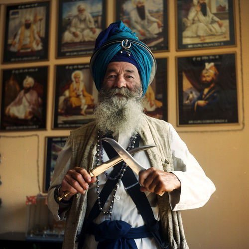 Nahim Traditional Clothing Warsaw Axe Beard Front View Indoors  Looking At Camera One Person People Portrait Real People Senior Adult Senior Men Sikh Sikh Symbol Sikhism Sikhlife Sikhs Turban EyeEmNewHere The Portraitist - 2018 EyeEm Awards