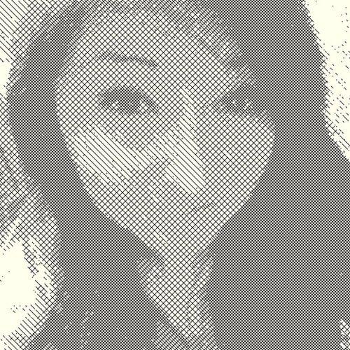 Selfi ♡ Black & White Smile~