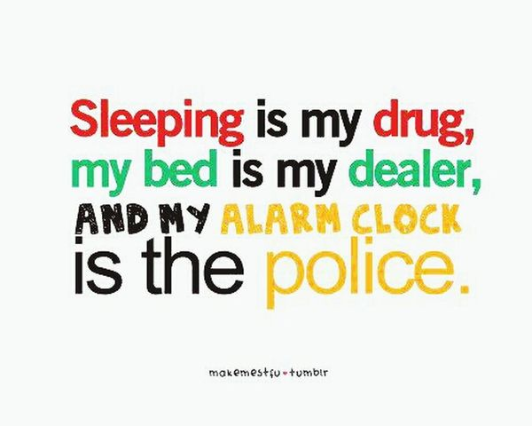 True :) Early Morning School