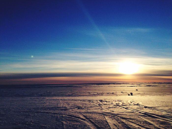 The open tundra Arctic