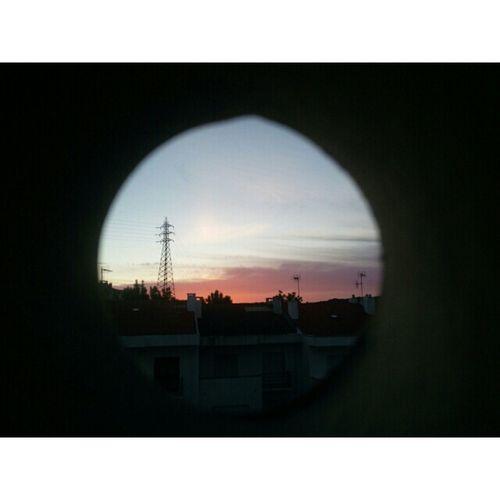 Sunset Sun Sunsetthrowahole The Places I've Been Today Enjoying Life 🌇🌅🌄🌇🌅🌄