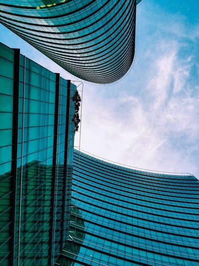 """Architecture Skyscraper Sky Modern Built Structure Landscape Streetphotography Street Photography City Bangkok Thailand. Picture By : Memay """"S.R."""" Photo Photography Photooftheday Building Exterior Organization ... Pictureoftheday Panasonic  Luminosity Lumixgf7 Love"""