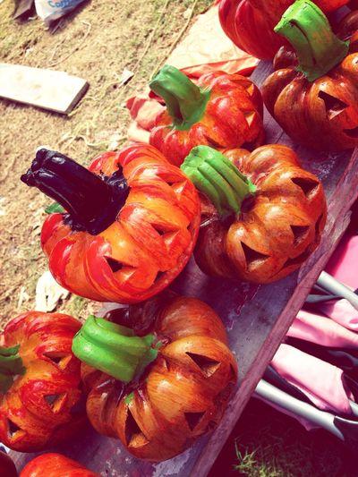 Pumpkin Halloween Artandcrafts