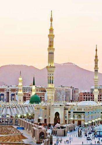 Masjid-e- Nabwi