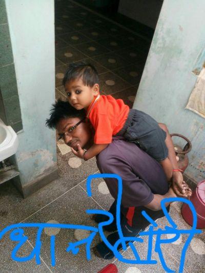 My son First Eyeem Photo