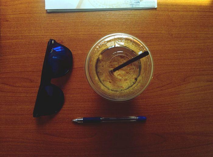 Sunglasses Desk
