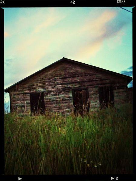 Old Barn Abandoned Barn