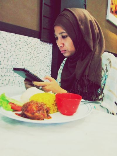 Why so serious? Lol Candid My Self Taking Photos Hijab