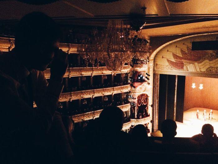 Moscow Russia Москва Россия Большой Театр Theater балет