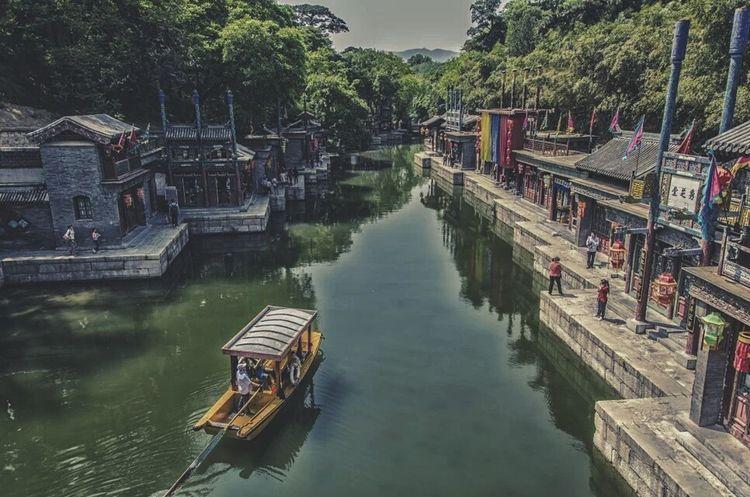 suzhouhe苏州河