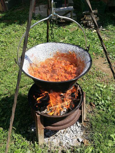 Traditional Hungarian gulash Lifestyles Food Tradition Hungarian EyeEmNewHere Eating Taking Photos EyeEm Selects