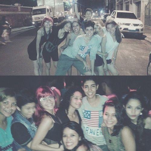 Last Night. @carasdeluapreta ♡