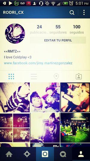 Instagram sigueme<3