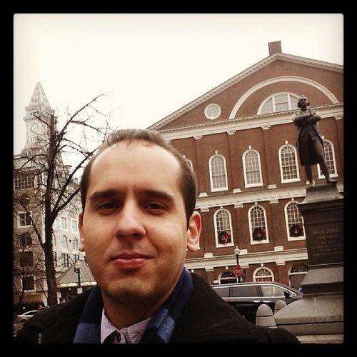 Boston Massachussets Feneuilhall
