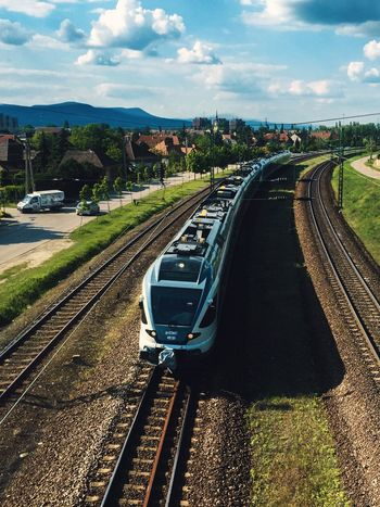 The Street Photographer - 2017 EyeEm Awards Train Street Streetphotography City City Life Railway