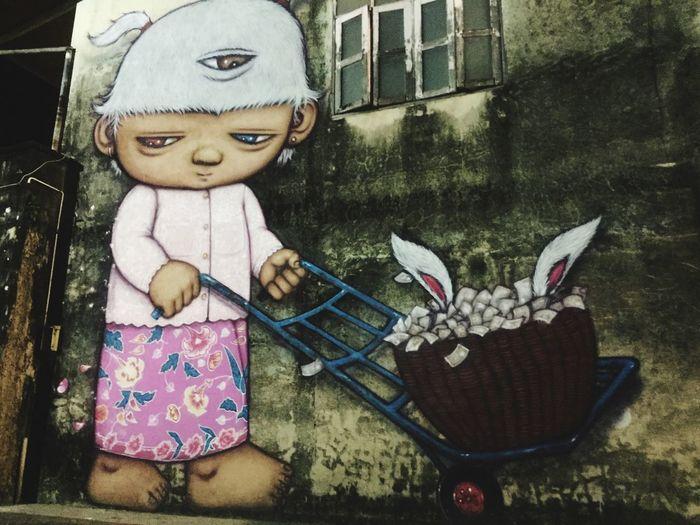 Phuket art