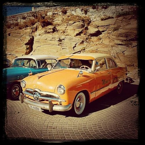 Old Cars :D