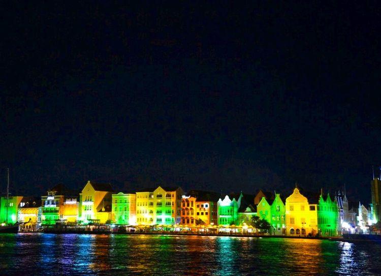 Night Architecture Water Outdoors No People Urban Skyline Cityscape Illuminated Sky Waterfront History