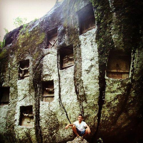 Kuburan Batu Toraja Traditional Travel Purbakala Sejarah
