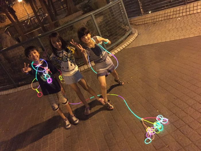 Day Event Outdoor Games Children Student Footpath City Life Person Girls City Playing Illuminated Architecture Footwear Large Group Of People Night Outdoors Cities At Night Togetherness Friendship
