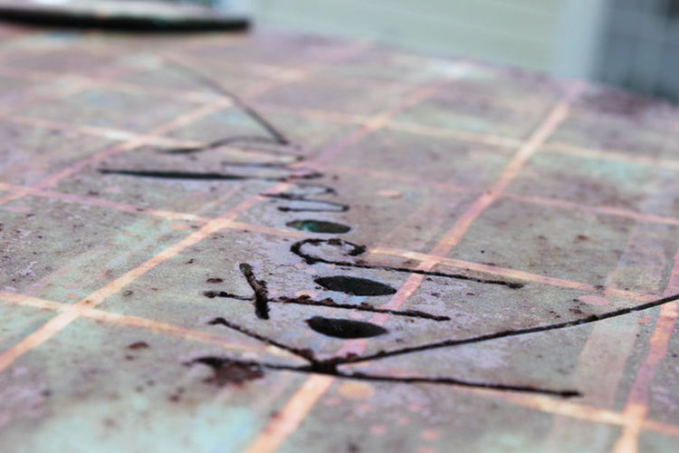 Etching Rust