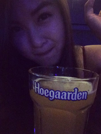 I love beer... Beer Lovers Beer Time Girl Pretty Beautiful Taking Photos Self Portrait Faces Of EyeEm Bestoftheday The Places I've Been Today