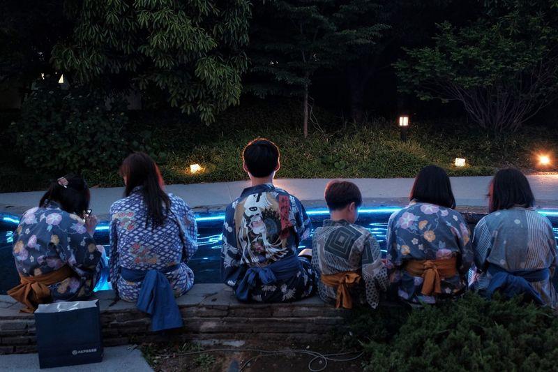 Japan2018 Japan FilipinoStreetPhotographers Everydayeverywhere The Street Photographer - 2018 EyeEm Awards The Traveler - 2018 EyeEm Awards Group Of People Real People Tree Plant Men Group Women